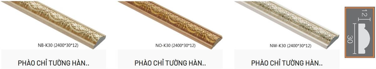 kich thuoc chi tuong nw-k30